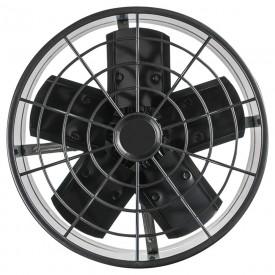 ventilador axial exaustor industrial 30c ventisol ex301