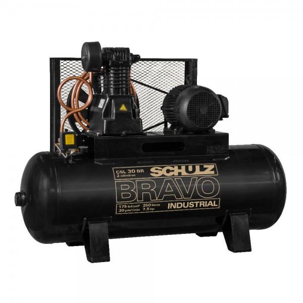 Compressor Ar Schulz Bravo CSL 30250