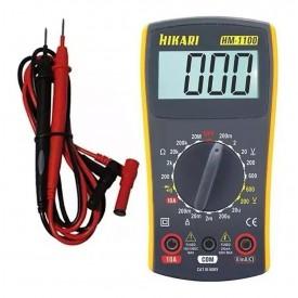 multimetro digital hm 1100 hikari