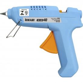 pistola cola quente hk hm 40 40w bivolt hikari