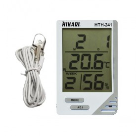 termo higrometro digital hth 241 hikari