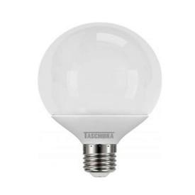 lampada led globo 100 9 5w taschibra
