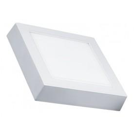 painel led quadrado sobrepor 24w